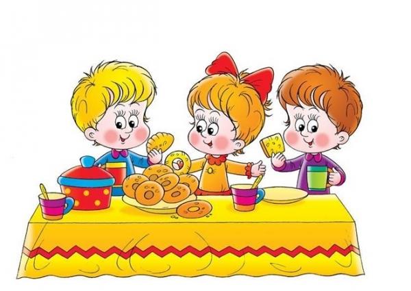 Рекомендации по формированию пищевого поведения и культуры здорового питания для родителей.